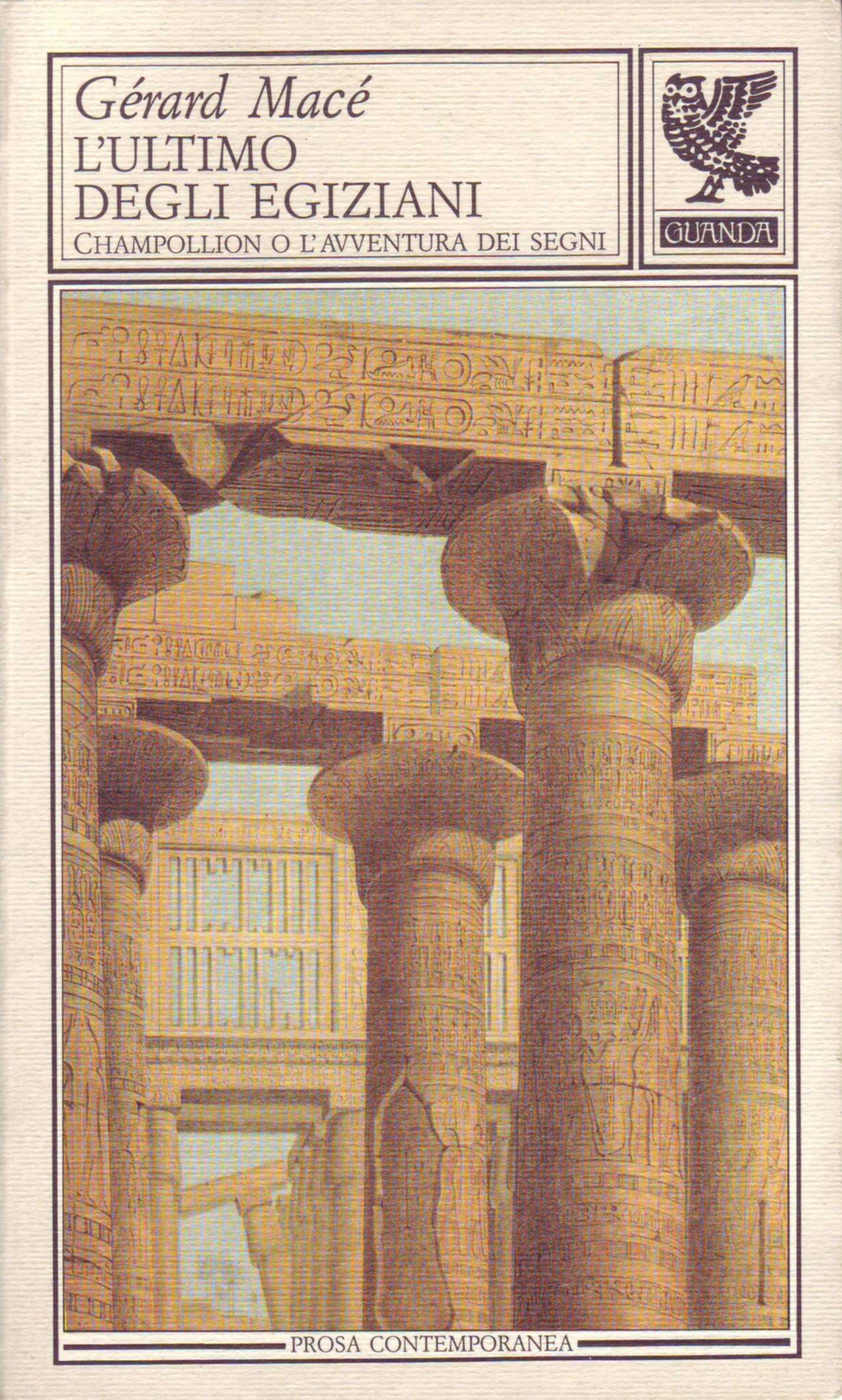 L'ultimo degli egizi...
