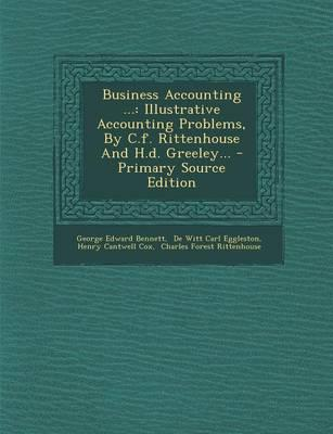 Business Accounting ...