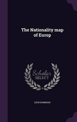 The Nationality Map of Europ