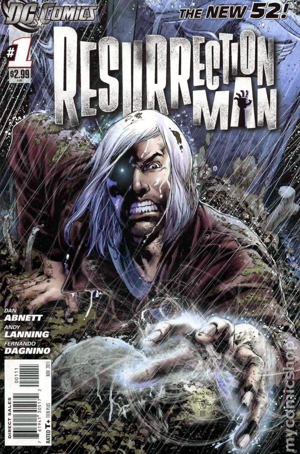 Resurrection Man Vol.2 #1