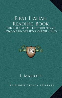 First Italian Reading Book