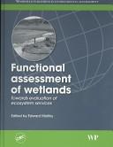 Functional assessment of wetlands