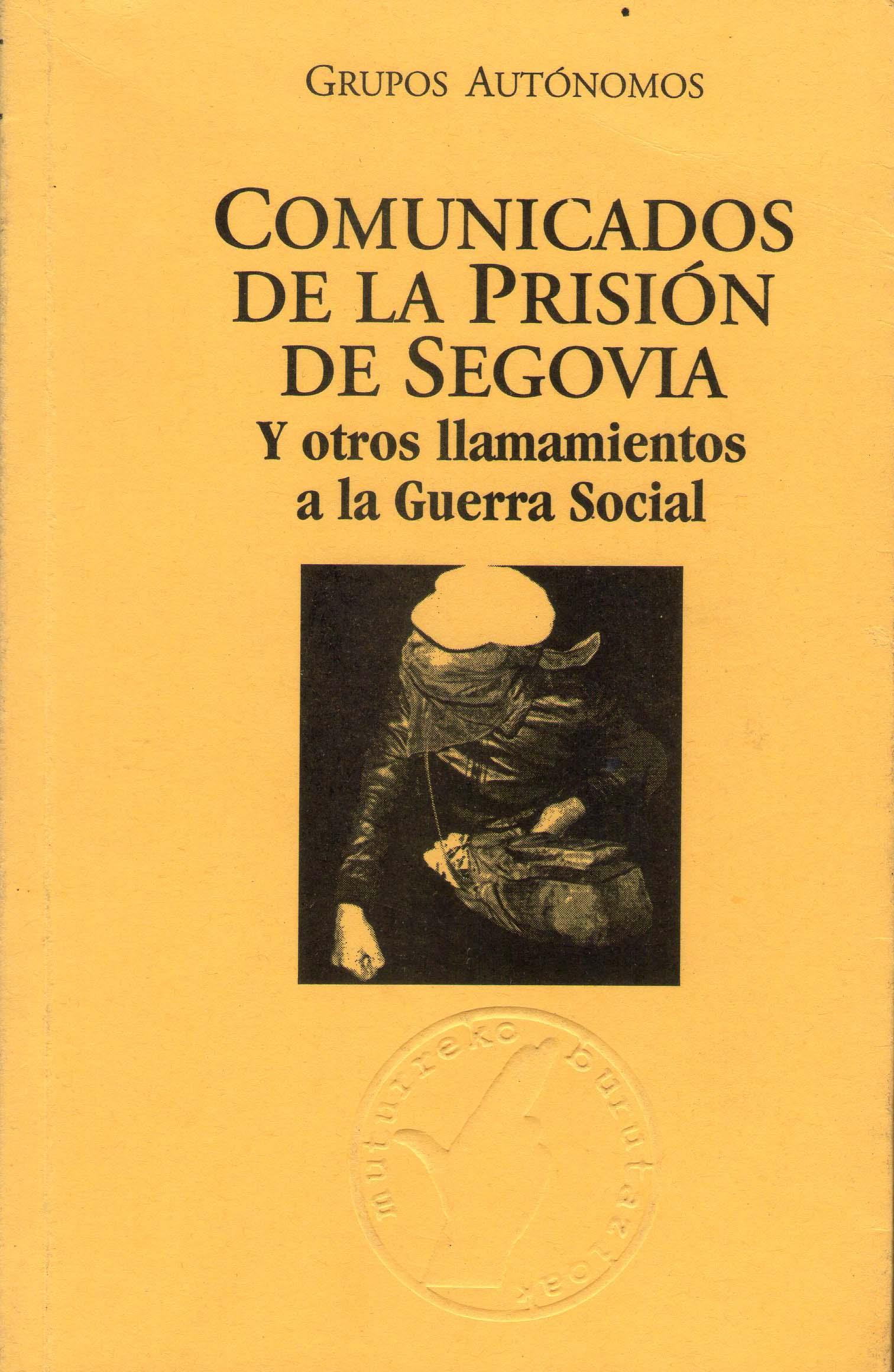 Comunicados de la prisión de Segovia