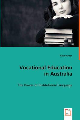 Vocational Education in Australia