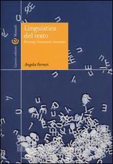 Linguistica del testo