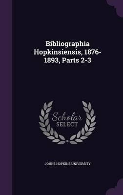 Bibliographia Hopkin...