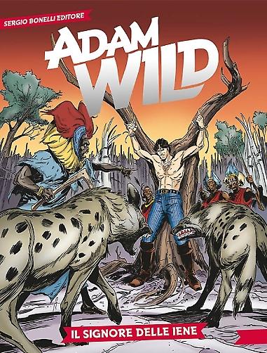 Adam Wild n. 8
