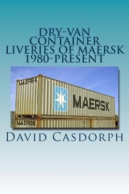 Dry-Van Container Liveries of Maersk 1980-Present