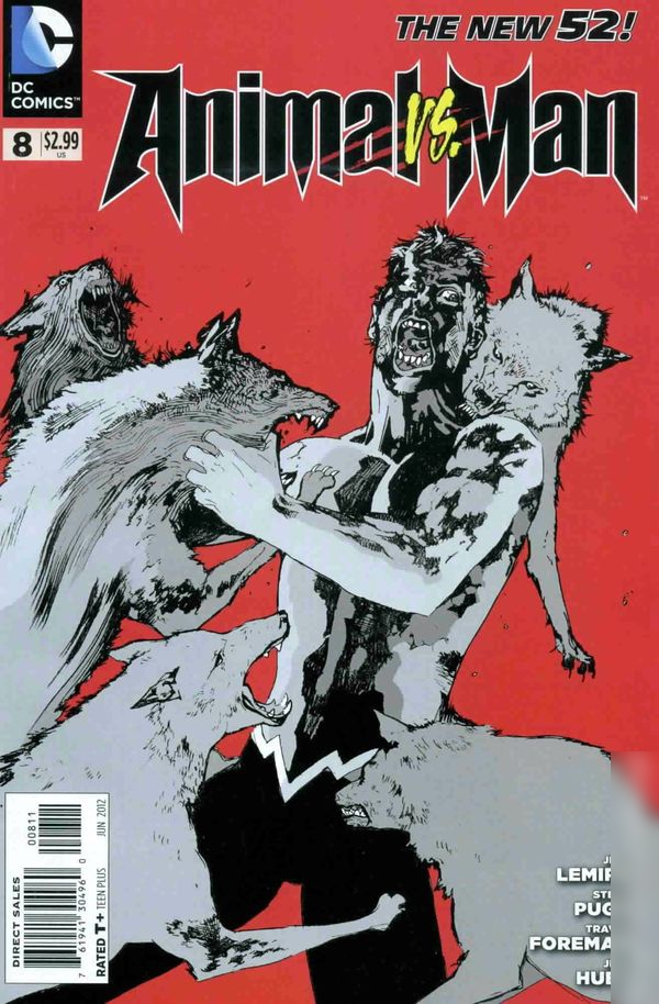 Animal Man Vol.2 #8