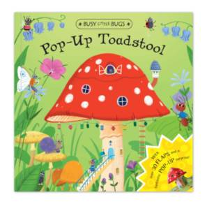 Pop-Up Toadstool