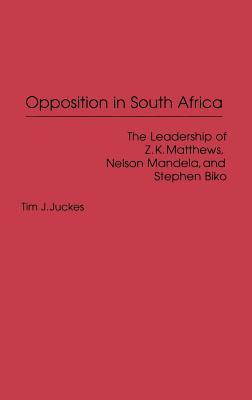 Opposition in South Africa