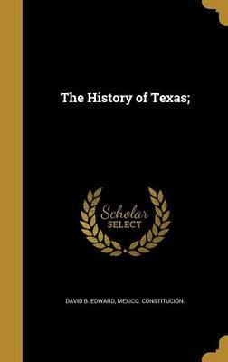 HIST OF TEXAS