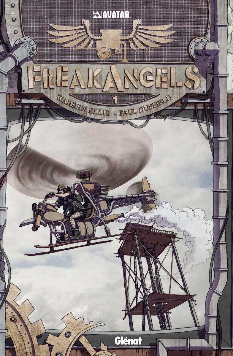 FreakAngels #1