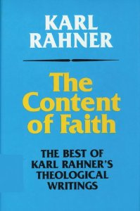 The Content of Faith