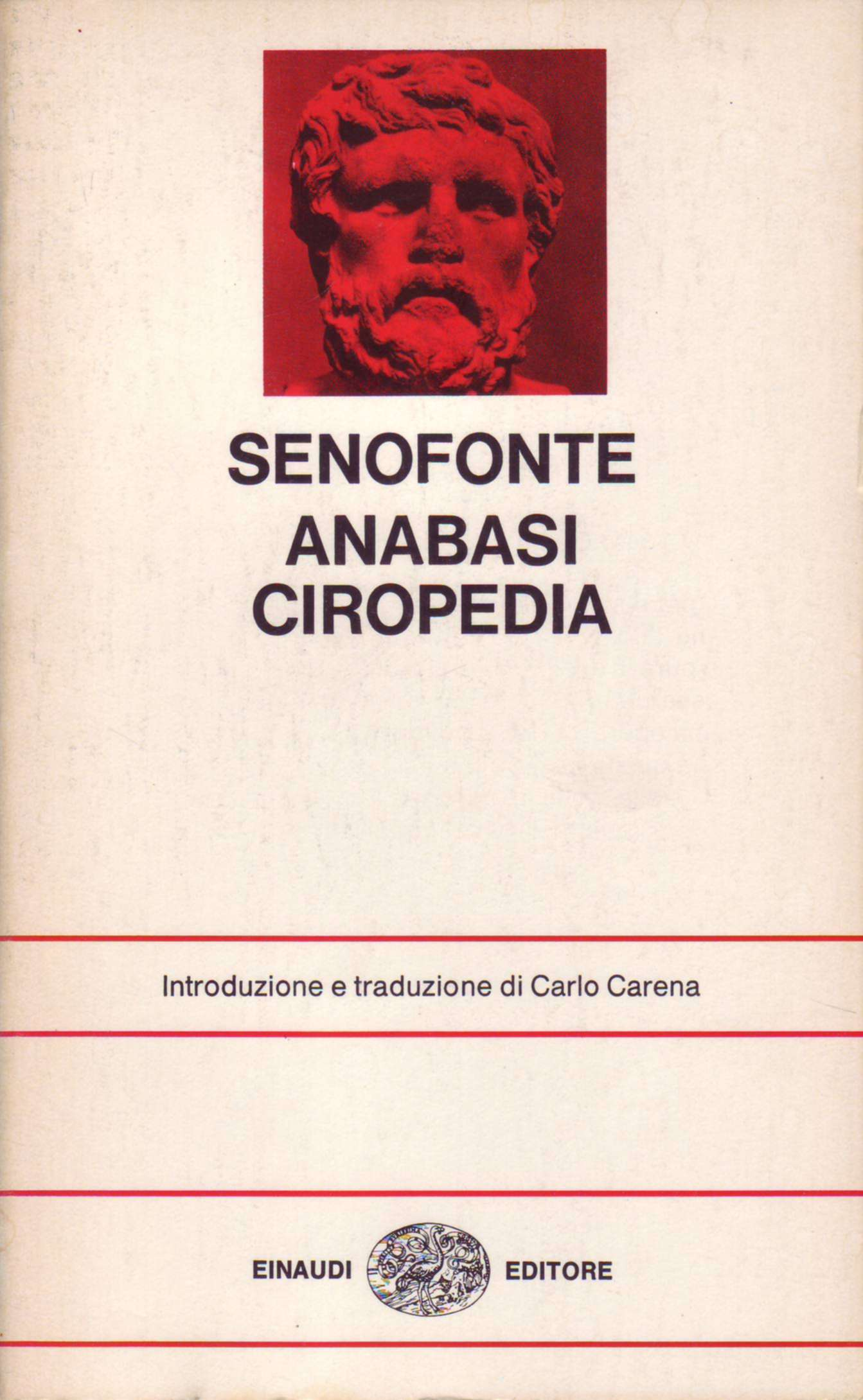 Anabasi e Ciropedia