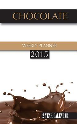 Chocolate Weekly Planner 2015