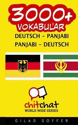 3000+ Deutsch Panjabi Panjabi-deutsch Vokabular