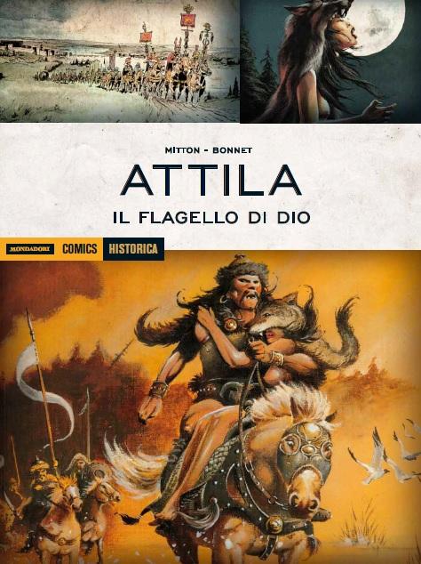 Attila vol. 2: Il flagello di Dio