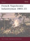 French Napoleonic Infantryman 1803-15
