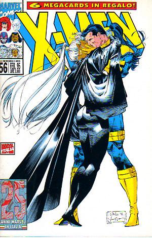 Gli Incredibili X-Men n. 056