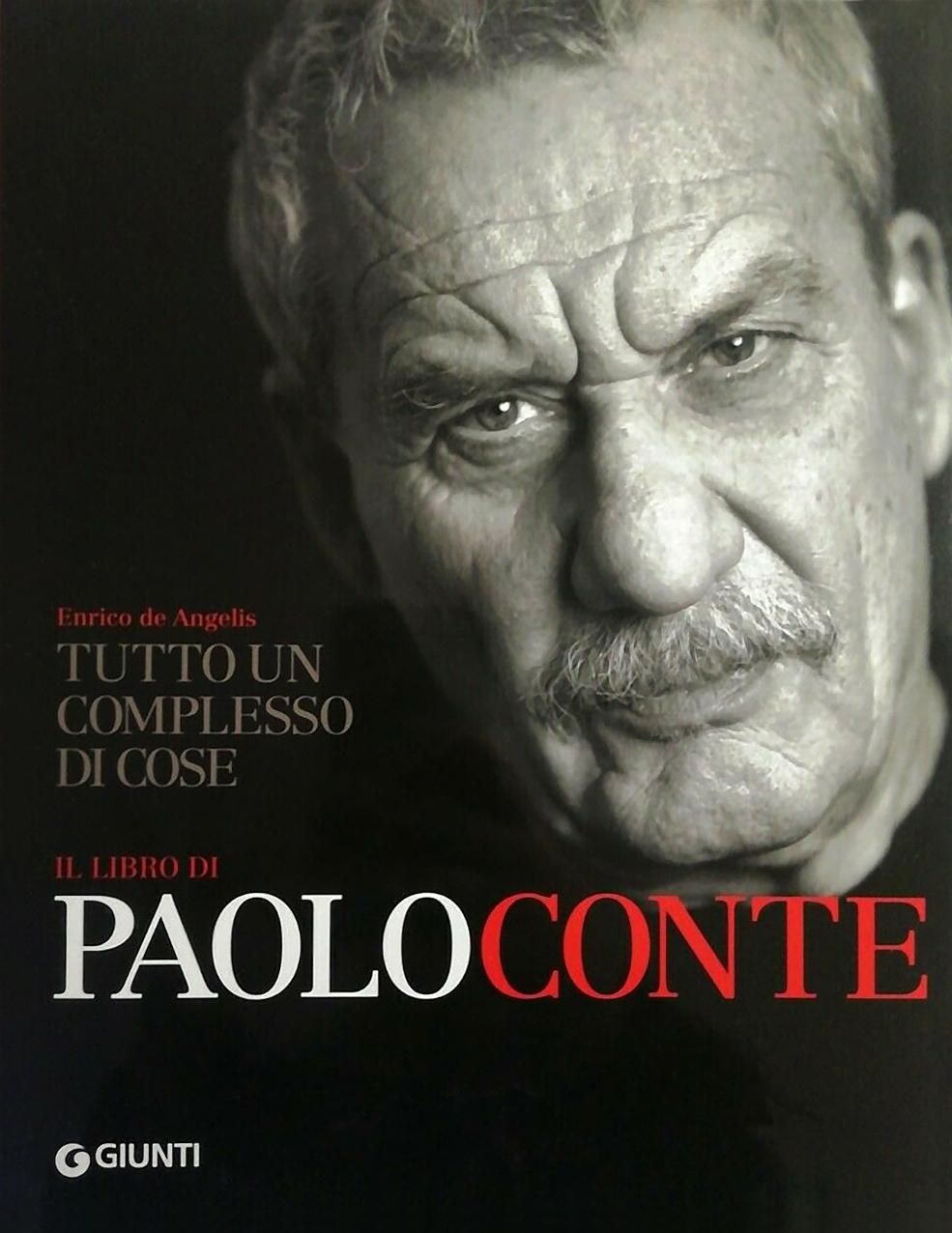 Il libro di Paolo Conte