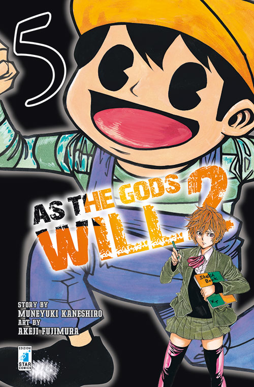 As the Gods Will 2 vol. 5