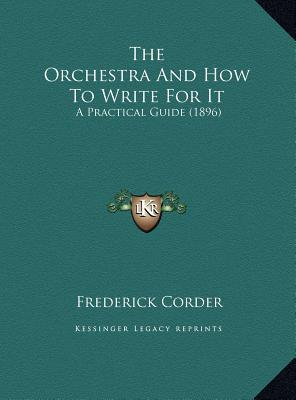 The Orchestra and How to Write for It