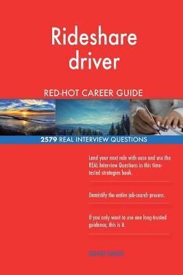 Rideshare driver RED...