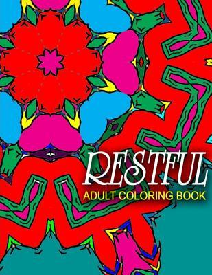 Restful Adult Coloring Book