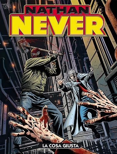 Nathan Never n. 278