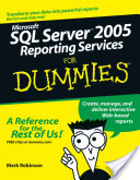 Microsoft SQL Server 2005 Reporting Services For Dummies