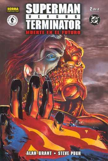 Superman Vs. Terminator: Muerte en el futuro (2 de 2)