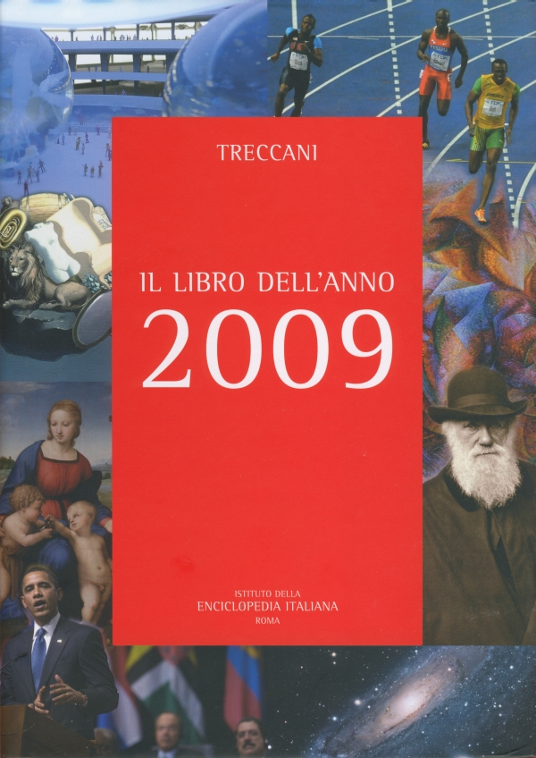 Treccani. Il libro dell'anno 2009