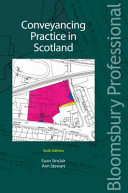 Conveyancing Practice in Scotland
