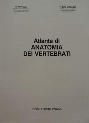 Atlante di anatomia dei vertebrati