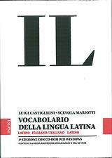 Vocabolario della lingua latina