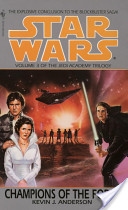 Star Wars: The Jedi Academy: Champions of the Force