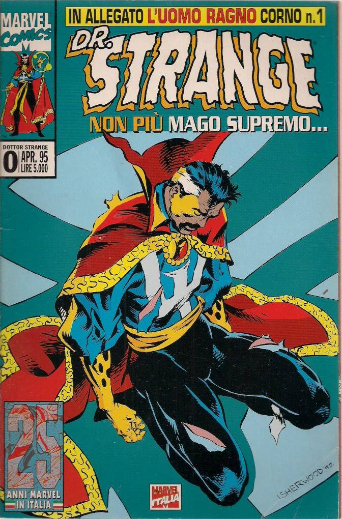 Dr. Strange n. 0