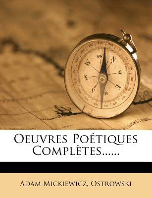 Oeuvres Poetiques Co...