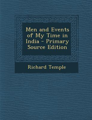 Men and Events of My...