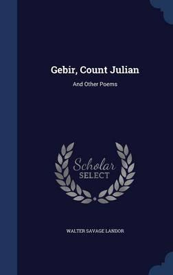 Gebir, Count Julian
