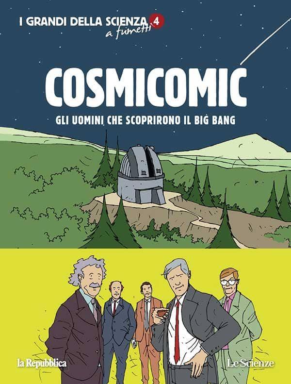 Cosmicomic - Gli uom...