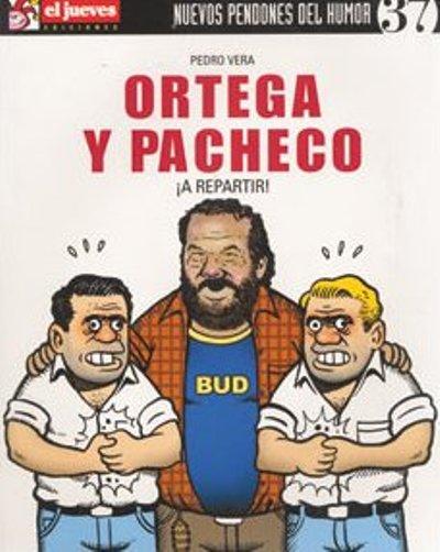 Ortega y Pacheco: ¡A repartir!
