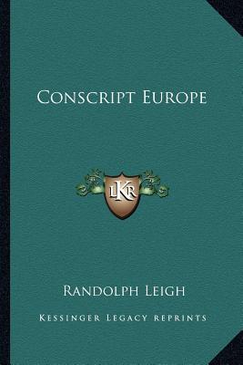 Conscript Europe