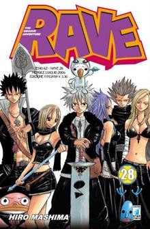 Rave - The Groove Adventure vol. 28