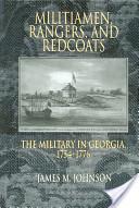 Militamen, Rangers, and Redcoats