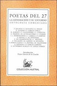 Antologia de Los Poetas Del 27