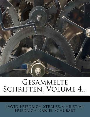 Gesammelte Schriften, 4. Band