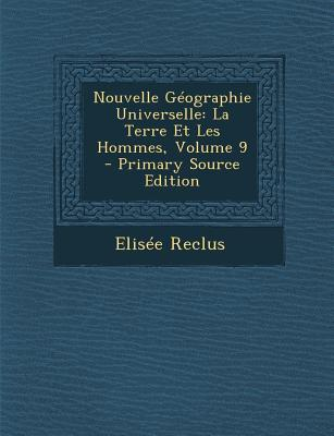 Nouvelle Geographie Universelle