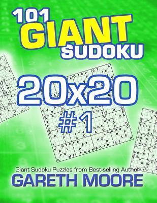 101 Giant Sudoku 20x20 1